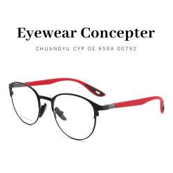 Occhiali BlueLight, struttura ottica per occhiali rotonda 3
