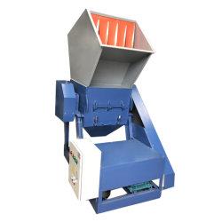 محذوفات مطاطية كبيرة من المطاط آلة الدافعة البلاستيكية إعادة التدوير سحق البلاستيك آلات المصنع سعر الاستخدام