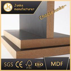 Material de construção melamina placa MDF folheado de madeira contraplacada Comercial Blockboard