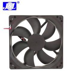 Jsl 120*120*25 mm de haut de la vitesse du ventilateur de refroidissement DC à faible bruit