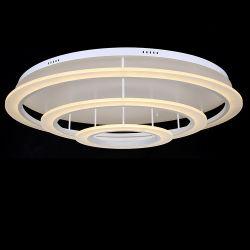 Las modernas araña de cristal estrafalario Lámpara de techo de la decoración de la luz de techo tonos
