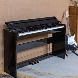 88 teclas de Piano Digital Piano el piano eléctrico teclado flexible utilizado