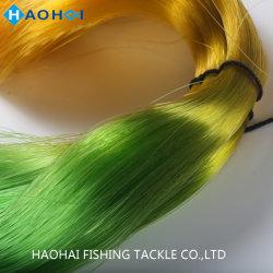 1 Kilo gramo Hank monofilamento de nylon Spot paquete Red de pesca