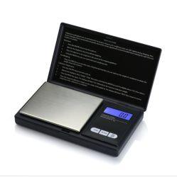 Bilancia tascabile LCD digitale per gioielli da 100g/0,01g/200g/0,01g