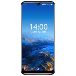 Hot 4G 7.12 pouces Smartphone Android 9.0 Mtk 6757 Octa Core 2,3 Ghz 4 Go de RAM 64 Go de mémoire ROM d'empreintes digitales Oukitel 6000mAh K9 Mobiles