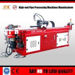 Motorrad-Teil-Gefäß-verbiegende Maschine CNC-Rohr-Dorn-Bieger
