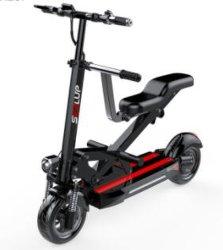 Dos de deriva de asiento para niños Scooter Scooter eléctrico de dos ruedas a los niños Los niños del bastidor del coche