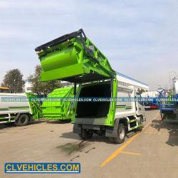 DFAC 12000Lの特別な手段の公衆衛生のごみ収集車