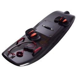 물 여름에 있는 파도타기를 하는 스포츠 스키 도매 빠른 속도 모터 힘 제트기에 의하여 강화되는 전기 파도타기 널