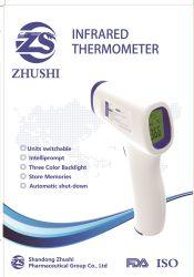 De professionele Medische Thermometer van het niet-Contact van /Forehead van de Thermometer van het Instrument Elektronische Infrarode/het Digitale Meetapparaat van de Temperatuur