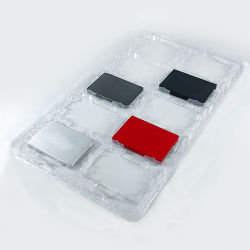 صنع وفقا لطلب الزّبون محبوب واضحة بلاستيكيّة جهاز أداة بثرة حزمة صينيّة
