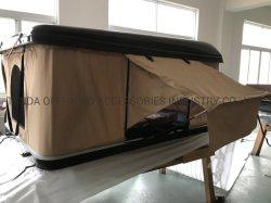 크기 215X140X100와 사용 밖으로 문으로 야영을%s 단단한 쉘 지붕 상단 천막