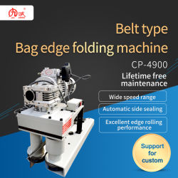 Automatischer Beutel-Rand-faltende Maschine des Edelstahl-Cp4900