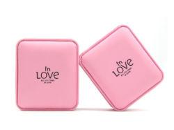 قلادة جلدية مصطفة وردية رائعة هدية مربع طباعة زوهاى سعر الشركة المصنعة للمعدات الأصلية