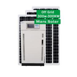 Простая установка 12квт 15квт 20квт солнечной батареи на массу установлена система для установки в стойку