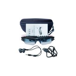 エムピー・スリーおよびカメラによって小型DVのレコーダーの屋外のSunglass隠されるBluetoothのカメラとの1080PスポーツSunglass