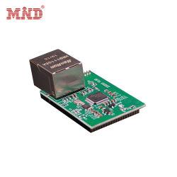 이더넷 모듈 TTL 직렬 포트 투명 전송 내장 직렬 네트워킹 서버