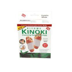 De in het groot Voet Kinoki vult Flard van de Voet van Natual Detox van het Product van de Gezondheid het Chinese Kruiden voor het Bevorderen van Slaap op