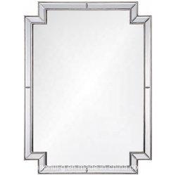 3D de fantasía elegante vestir Muebles Decoración de vidrio colgado de la vanidad de baño espejo de pared (1)