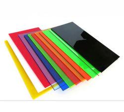 Feuille acrylique Guard/ feuille de plastique acrylique transparente 10mm plastique PVC mousse PVC Conseil Forex