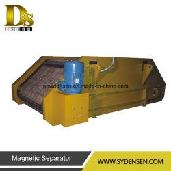 Separador de ferro eletromagnética de refrigeração automático com alta qualidade