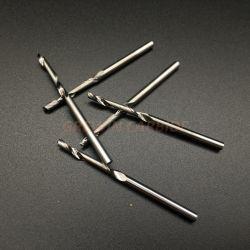 Laminatoio di estremità solido della scanalatura del carburo uno/fresa singola scanalatura/singolo utensile per il taglio della scanalatura