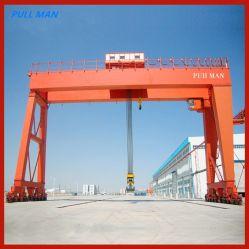 Prijs 5 Ton 10 Ton Dubbele Straal 50m van de Kraan van de brug van 20 Ton met het Hijstoestel van de Monorail voor Binnen en OpenluchtGebruik