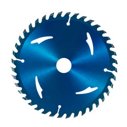 Il diamante capovolto circolare del carburo del disco di taglio di legno tagliente del CTT la lama per sega