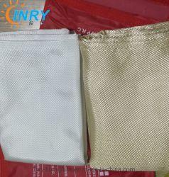 1.0M*1.0m Types de fibre de verre de promotion de la couverture incendie