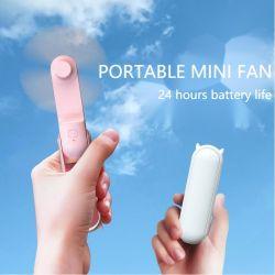 Ventilator USB van de Gift van de Groothandelsprijs de Vouwbare Draagbare Navulbare Mini Gevouwen Koelere