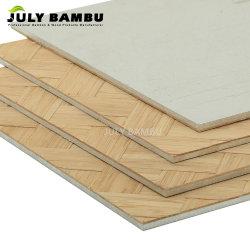 4мм бамбук шпона огнеупорные системной платы для настенной панели