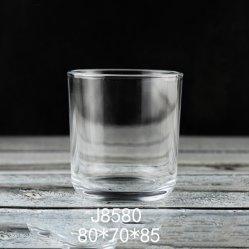 260ml het Glaswerk van het Glas van de Wisky van het Glas van Stovedrinking van de Keuken van de Kop van het Glas van het water (J8580)