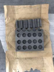 Низкий коэффициент теплового расширения углерода графит пресс-формы используется для стальных печи