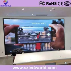 Interior / Exterior Alquiler fondo de pantalla LED SMD P2.5 Video Wall Panel