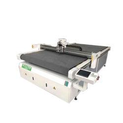 قماش سكين التذبذب الرقمي تلقائي CNC /Textile/ Cloth /Garment /Apparel/المطاط/ الإسفنج / الرغوة / الصوف / سعر ماكينة القطع