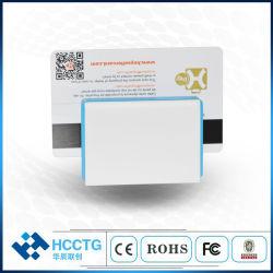 Tre--Un Nel lettore di schede mobile magnetico multicolore di EMV/Pboc Bluetooth (MPR110)