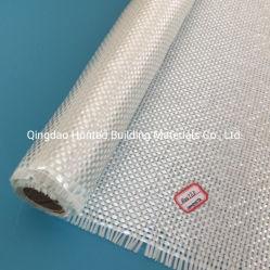 100G-1200G E Tela de fibra de vidrio de vidrio para barco GRP FRP/PU/revestimiento de caucho de silicona de tela de fibra de vidrio 3732 3784 7628 Alto teje la tela de fibra de vidrio de sílice itinerante