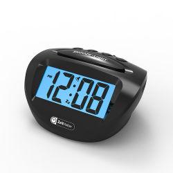2021 아마존 신제품 출시 Creative 휴대용 개인 알람 시계 Cube LCD 알람 시계