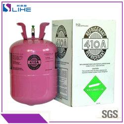25libras Acondicionador de aire refrigerante R410A gas freón fabricado en China