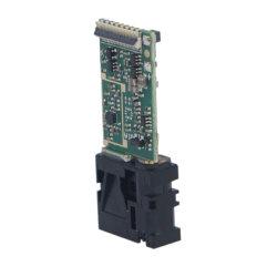 Módulo de distancia láser de precisión de 1mm de tamaño más pequeño que el puerto serie TTL