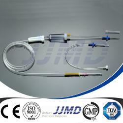Jichun desechables, equipo de infusión de metal con dispositivo de punción (209B6)