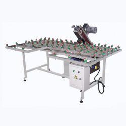 물 기반의 휴대용 연마 유리 벨트 연삭 기계 모서리 가장자리 가장자리 정리 CE를 갖춘 기계