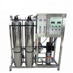 500 lph lleno de aparatos de tratamiento de agua de acero inoxidable con Ce, Certificaciones ISO