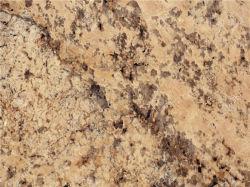 Natuurlijke Steen zwarte/gele/grijze Giallo opgepoetst/geslepen/gevlamd/Geborsteld Veneziano Graniet voor vloer/muur/openluchtplakken/tegels/countertops/treden/vensterbanken/kolom/betonmolens