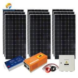 Precio de 3.5kw Sistema Solar Sistema Solar fuera de la red 3500W de solución de los paneles solares