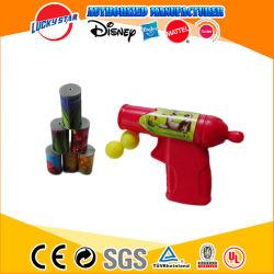 Jeu de boules de bowling en plastique OEM Shooter pistolet jouet pour la promotion