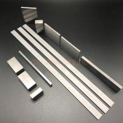 K10 K20 Carbide Strips/STB van de Staaf van het Carbide van het Wolfram het Vierkante Vlakke met de Norm van ISO