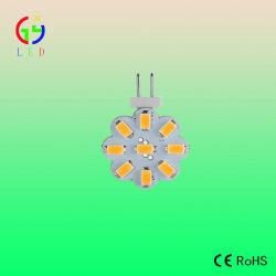G4 15SMD LED 5050 Luz de armário de barco, LED G4 Lâmpadas marinhos, LED G6.35 Lâmpadas Paisagem