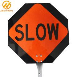 交通安全のための高い反射プラスチック交通標識