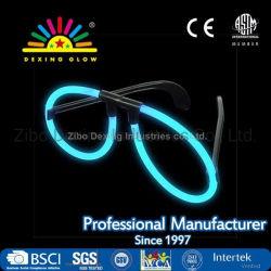 Chemical óculos incandescentes itens incandescentes brilham no escuro